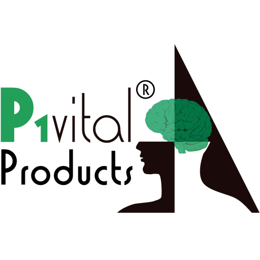 P1vital Products Logo